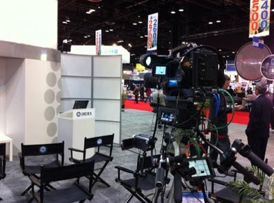 Chicago for Pack Expo – Live Webcasting