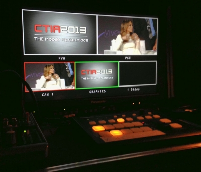 Live webcasting in Las Vegas is a Wrap