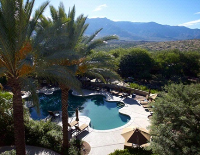 Live Webcasting from Miraval in Tuscon