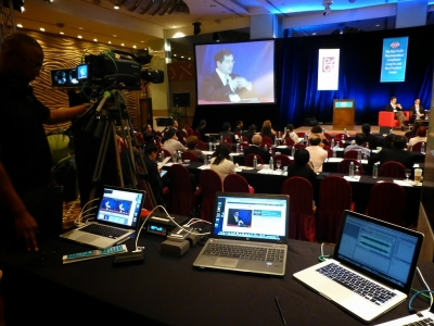 Live webcasting in Malaysia