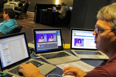 Health Services expands use of Live Webcasting Services