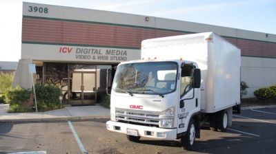 ICV Mobile Webcasting California to Washington DC