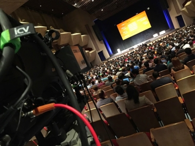ICV Webcasts StartUp School for Ycombinator