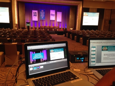 Live Webcasting in Manila Philippines for International Pharma Congress
