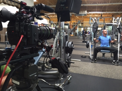 HD Video Production for 24 Hour Fitness