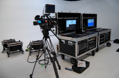 Webcasting on the road – Ki-Pro Rentals too