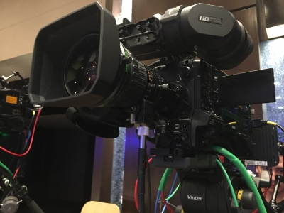 ICV produces live streaming webcast in Anchorage Alaska