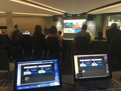Townhall webcast – All hands meeting live video streaming