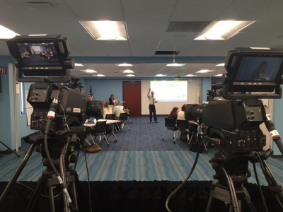 Live Webcasting for Education Professional Training