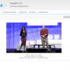 Live Webcasting for Health2.0 in Santa Clara
