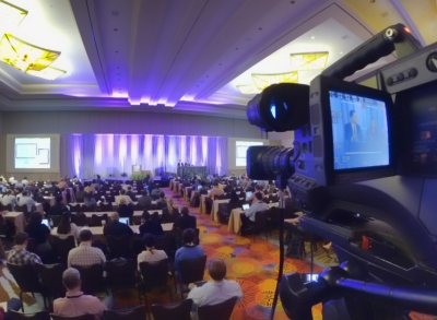 Webcasting in Washington DC