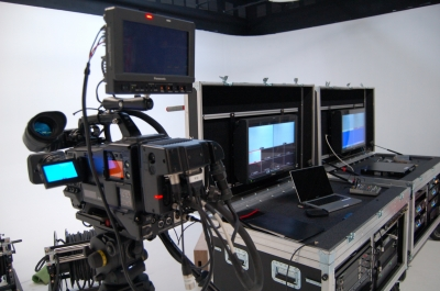 Live Webcasting Services using Video Flypacks