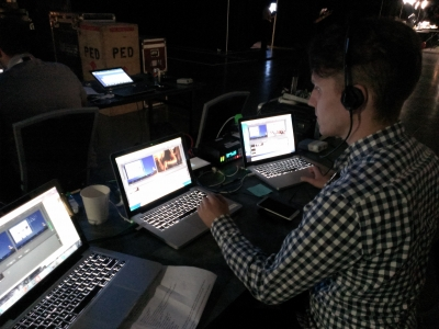 Townhall Webcasts and Global Live Webcasting – Same success different scale