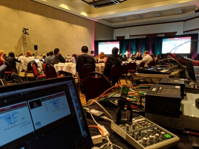Live Webcasting Medical Conference in Honolulu, Hawaii