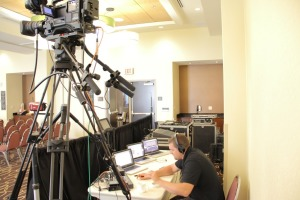 HD Video streaming and live webcasting