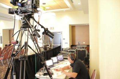 IRCE Mobile Conference – ICV is there Live webcasting
