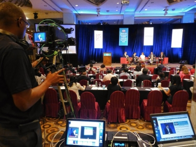 ICV Producing 3 Hybrid Event Live Webcasts