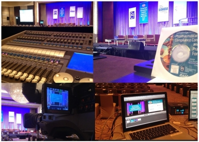 ICV Provides Live Webcasting Services in Shanghai China