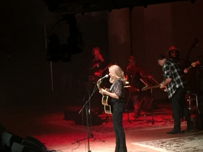 ICV provides Video Production at Emmylou Harris Tribute Concert Washington DC