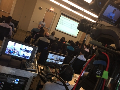 Live Townhall Webcasting for Blackhawk Networks