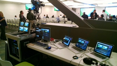 VMWare Radio show live Webcast from San Francisco