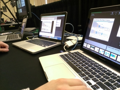 Webcasting across the country – wherever our clients need us